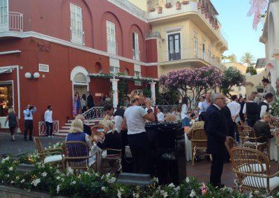 Allestimento Chanel a Capri, Quisisana (4)