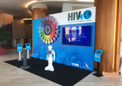 HIV royal Napoli 2018